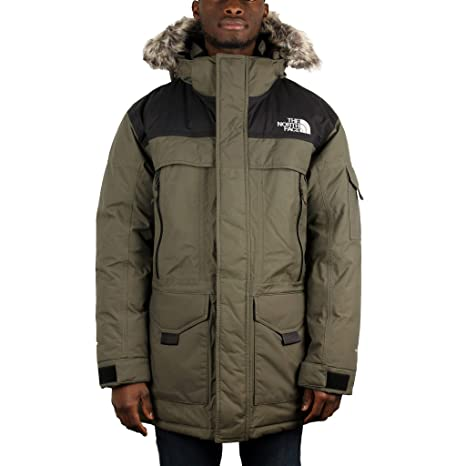 The North Face McMurdo 2 Parka Taupe Green