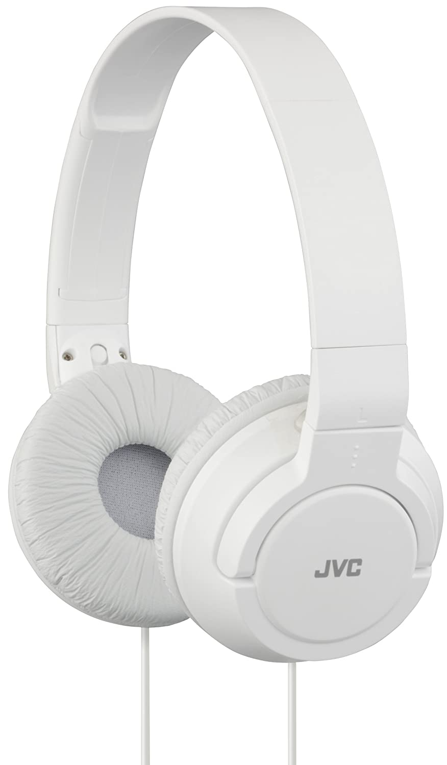 JVC Foldable Lightweight Powerful Bass Over-Ear Headphones