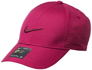 quality design d0f07 39717 NIKE Women s L91 Cap Core Hat, True Berry Anthracite Bordeaux, Misc