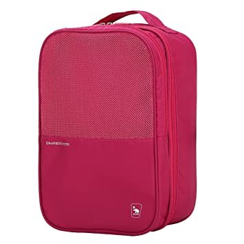 a7034d84c OIWAS Neceser Viaje Hombre y Mujer Neceser Baño Toiletry Kit Cosmético  Organizadores de Viaje Travel Toiletry Wash Bag Bolsas de Aseo Impermeable:  ...