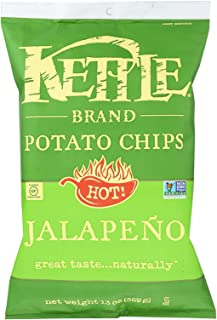 product image for Hot Jalapeno Potato Chips 13 Ounces (Case of 10)