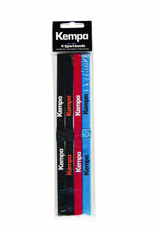 Kempa Damen Haarbänder VPE 4, 200504801 mehrfarbig