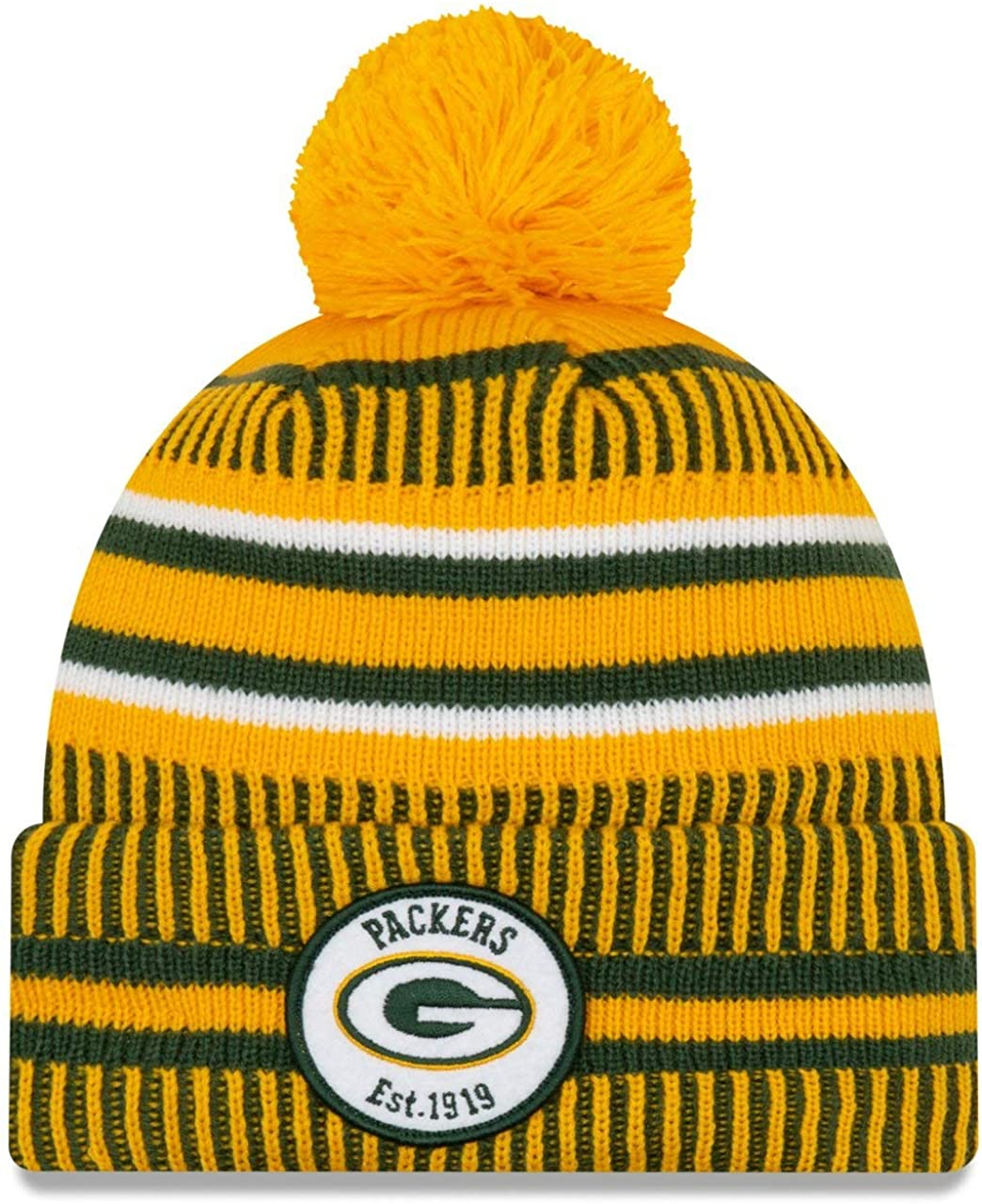 NFL Green Bay Packers Cuff Knit Hat