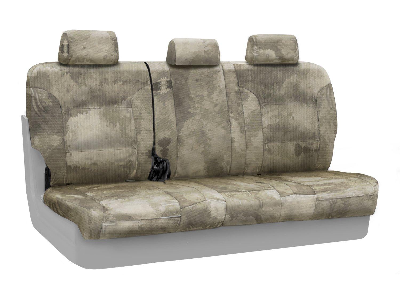 Coverkingカスタムフィット背面60 / 40分割ベンチTacticalシートカバージープグランドチェロキーの選択モデル – Cordura / Ballistic a-tacs Camo ( Foliage /グリーン)B00OA8NTHO--
