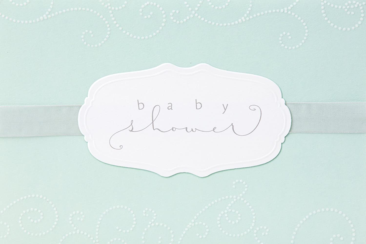 Animals in The Woods Hallmark Baby Shower Greeting Card Greeting ...