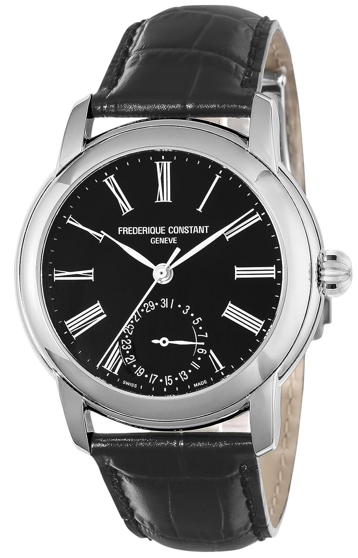 [フレデリックコンスタント]FREDERIQUE CONSTANT 腕時計 クラシックマニュファクチュール シルバー文字盤 710MB4H6 メンズ 【並行輸入品】 B0723BCSYN