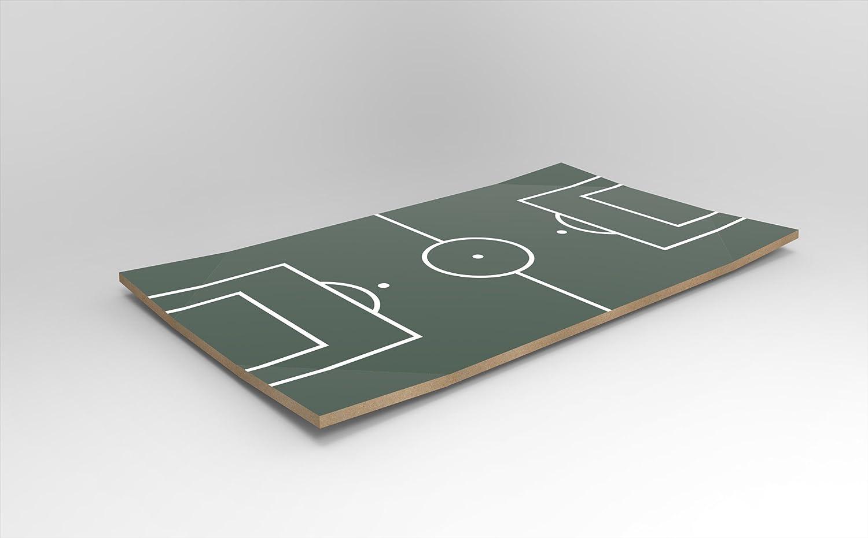 Ullrich-Sport Tischkicker Spielfeld Premium | Passend für den Kickertisch Basic, Basic Pro, Home, Sport & U4P | Tischfußball-Spielfeld für Ullrich-Kicker