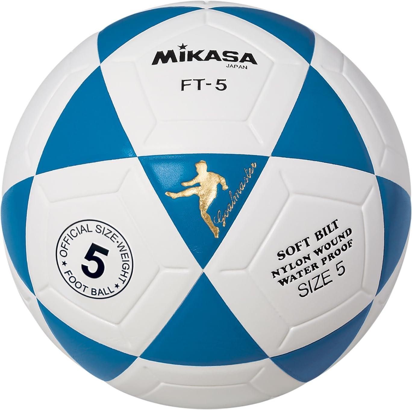 Mikasa FT5 Meta Maestro Pelota de fútbol (tamaño 5), Color Azul ...