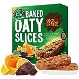 新西兰进口妈妈农场燕麦棒240g烘培饱腹代餐饼干全谷物燕麦棒早餐 (甜橙巧克力味)