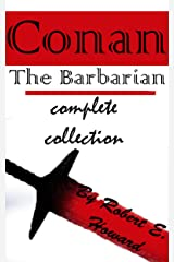 Conan: The Barbarian complete collection Kindle Edition