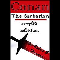 Conan: The Barbarian complete collection (English Edition)