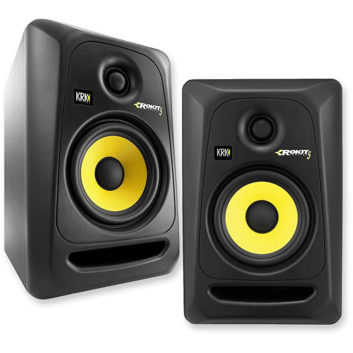 krk rokit 5 review