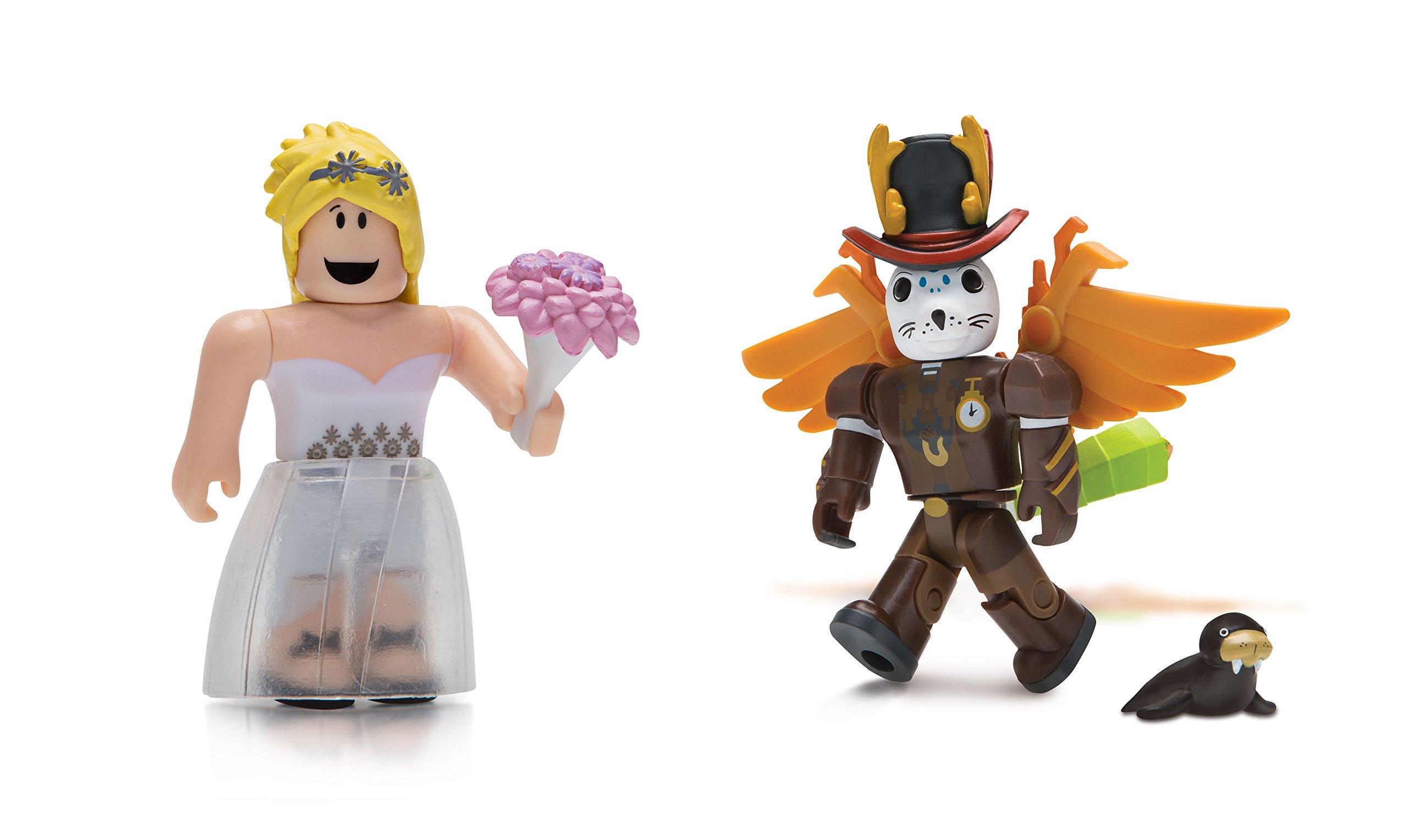 Roblox Celebrity Collection - Vorlias + Bride Two Figure Bundle [Includes 2 Exclusive Virtual Items]