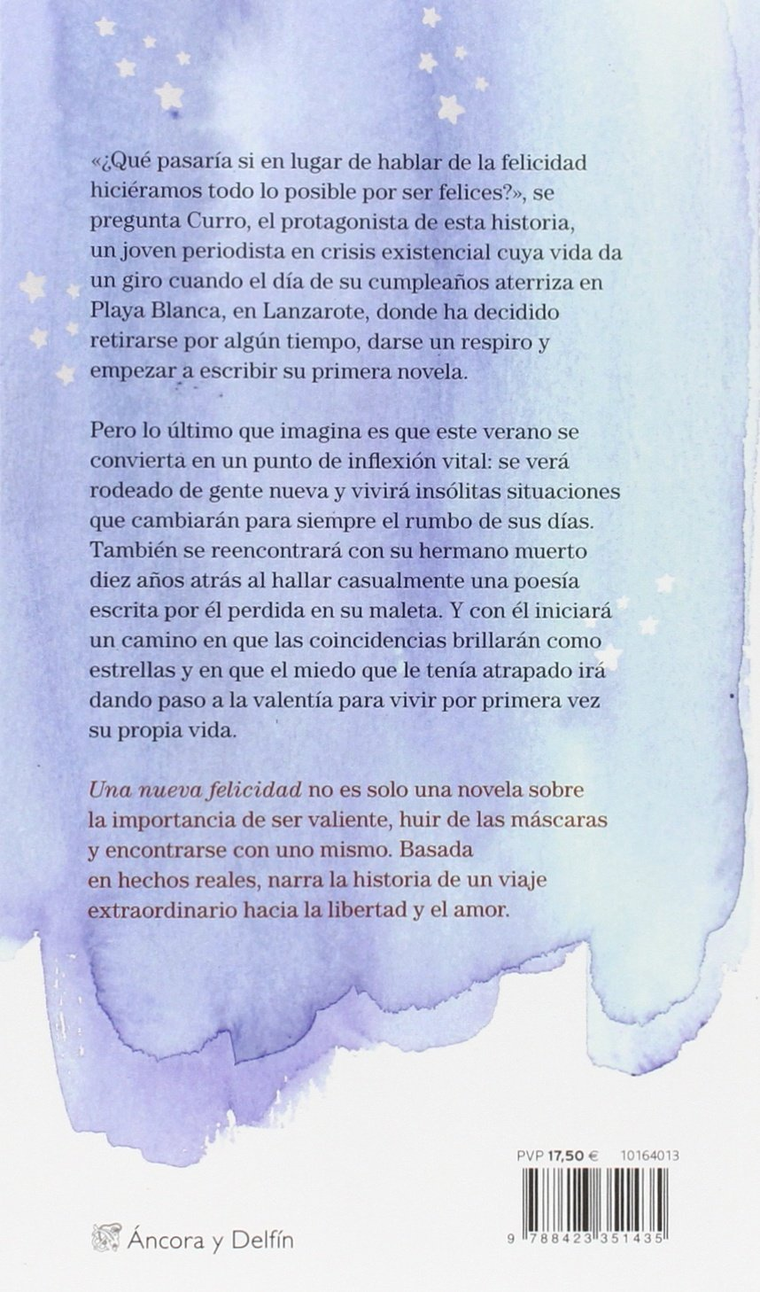 Una nueva felicidad (Áncora & Delfin): Amazon.es: Curro ...