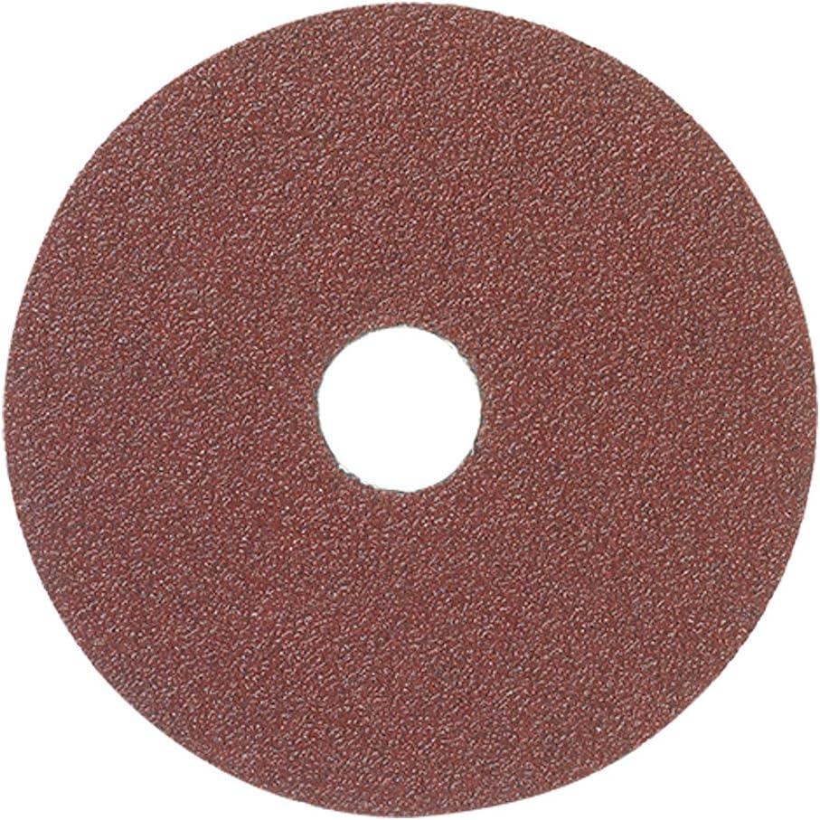 """B01G6UC31Q Mercer Industries 301050 50 Grit Aluminum Oxide Resin Fiber Discs (25 Pack), 4-1/2 x 7/8"""" 717UZUDfBhL"""
