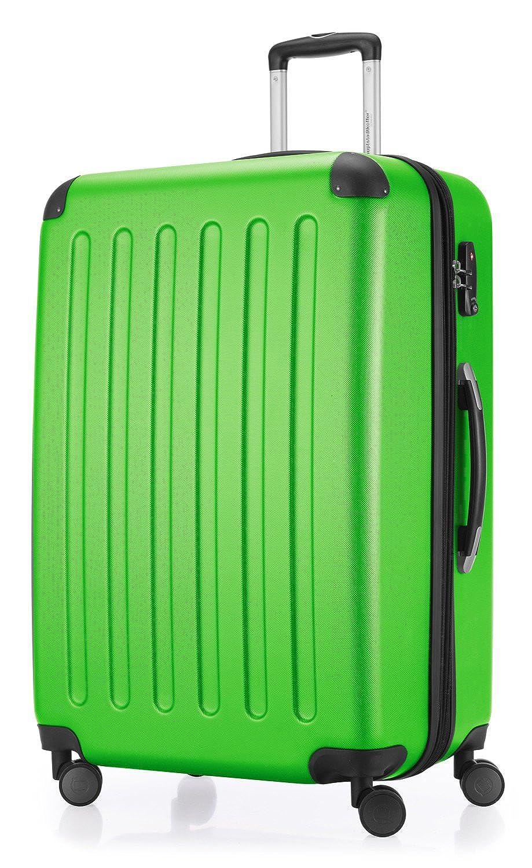 HAUPTSTADTKOFFER – Spree – Luggage Suitcase Hardside Spinner Trolley Expandable 75 cm TSA, Applegreen