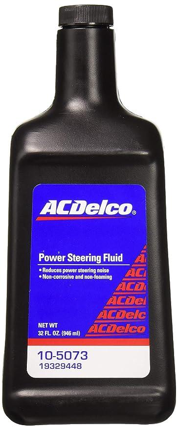 Acdelco DCH10-5073 OEM 19329448 Power Steering Fluid - 32 Oz