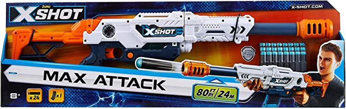 ZURU X-Shot Clip Blaster- Large Max Attack Toy