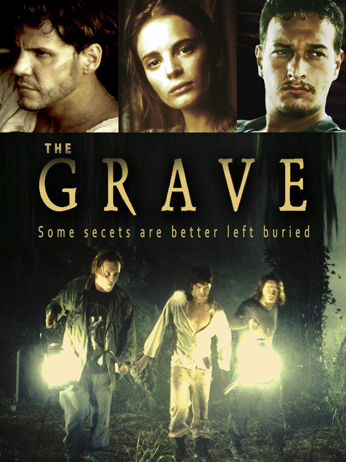 The Grave (Restored) on Amazon Prime Video UK