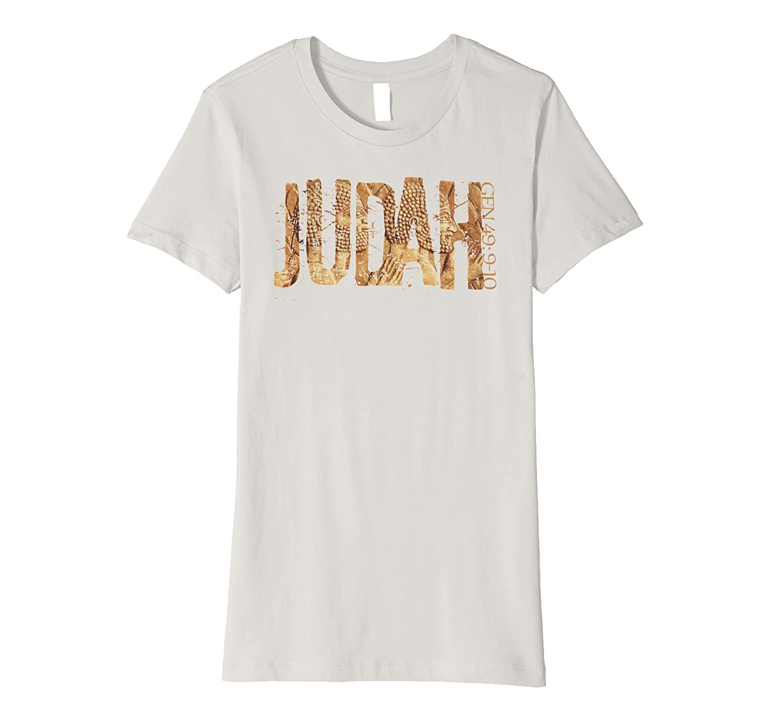 Hebrew Israelite Image True Tribe of Judah Torah Yah T-Shirt
