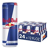 Deals on 24-Pack Red Bull Energy Drink, 12 Fl Oz
