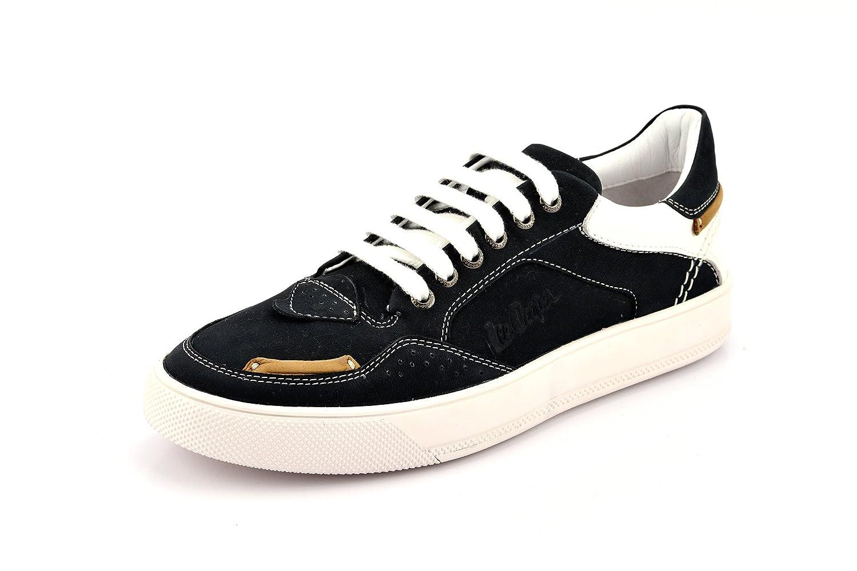 Buy Lee Cooper Men's Blue Sneakers - 9