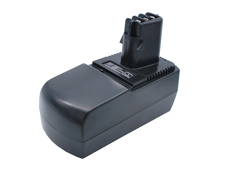 Cameron Sino 3300 mAh 59.4wh batteria di ricambio per Metabo BSZ 18 Impuls