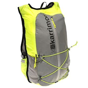 Hi Viz Rucksack Backpack Bright Fluorescent Yellow and Reflective ...