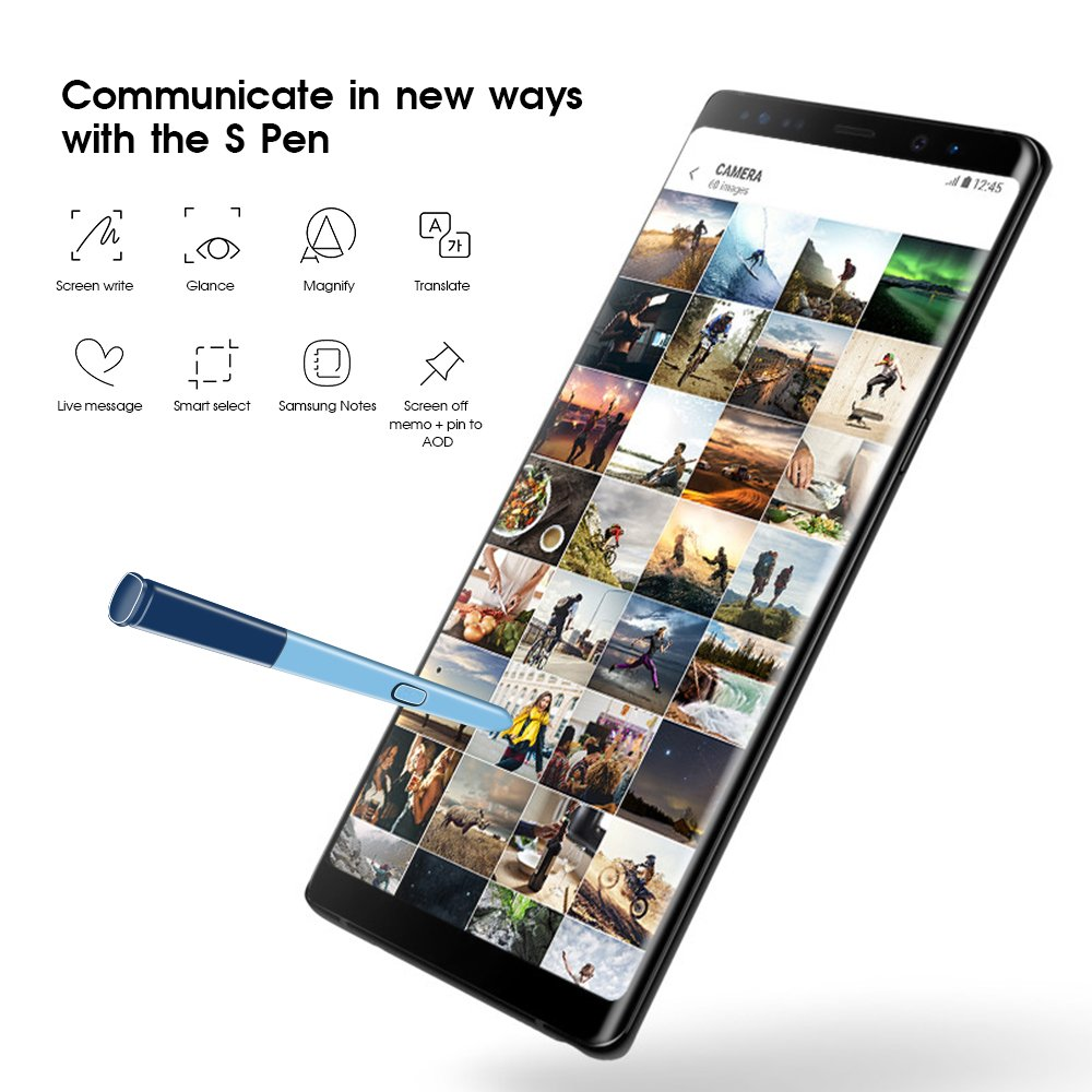 AWINNER Official Galaxy Note8 Pen,Stylus Touch S Pen for Galaxy Note 8 -Free Lifetime Replacement Warranty by AWINNER (Image #3)