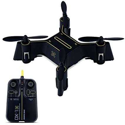 Amazoncom Sharper Image Micro Rc Quadcopter Drone 24ghz