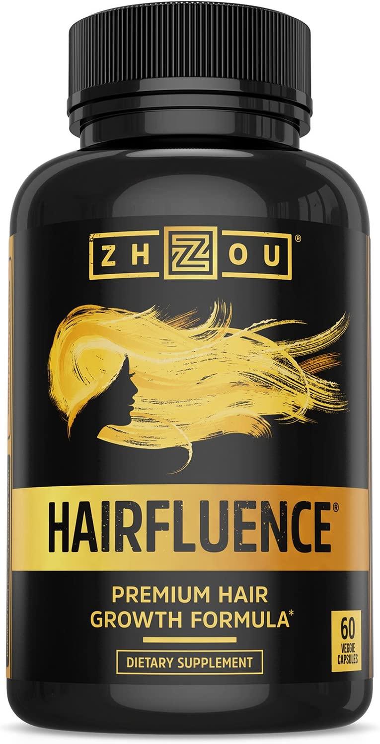 HAIRFLUENCE - Hair Growth Formula For Longer, Stronger, Healthier Hair