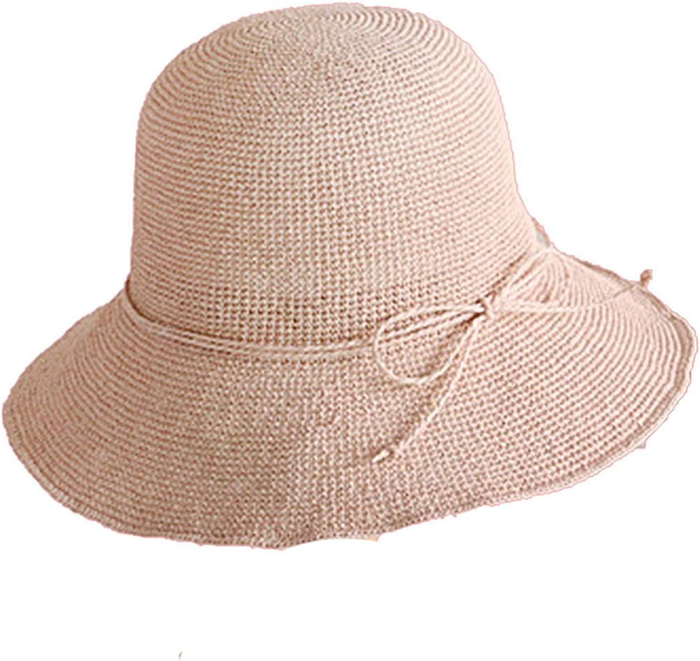 Kiminana Male and Female Fisherman Hat Caps Casual Travel Sun Hat Fisherman Hats and Caps Leisure Travel Sunshade Hats
