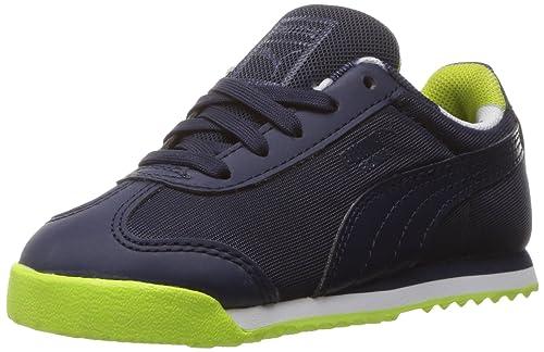 PUMA Kids  Roma Basic Geometric Camo Inf Sneaker bb4b74ec5