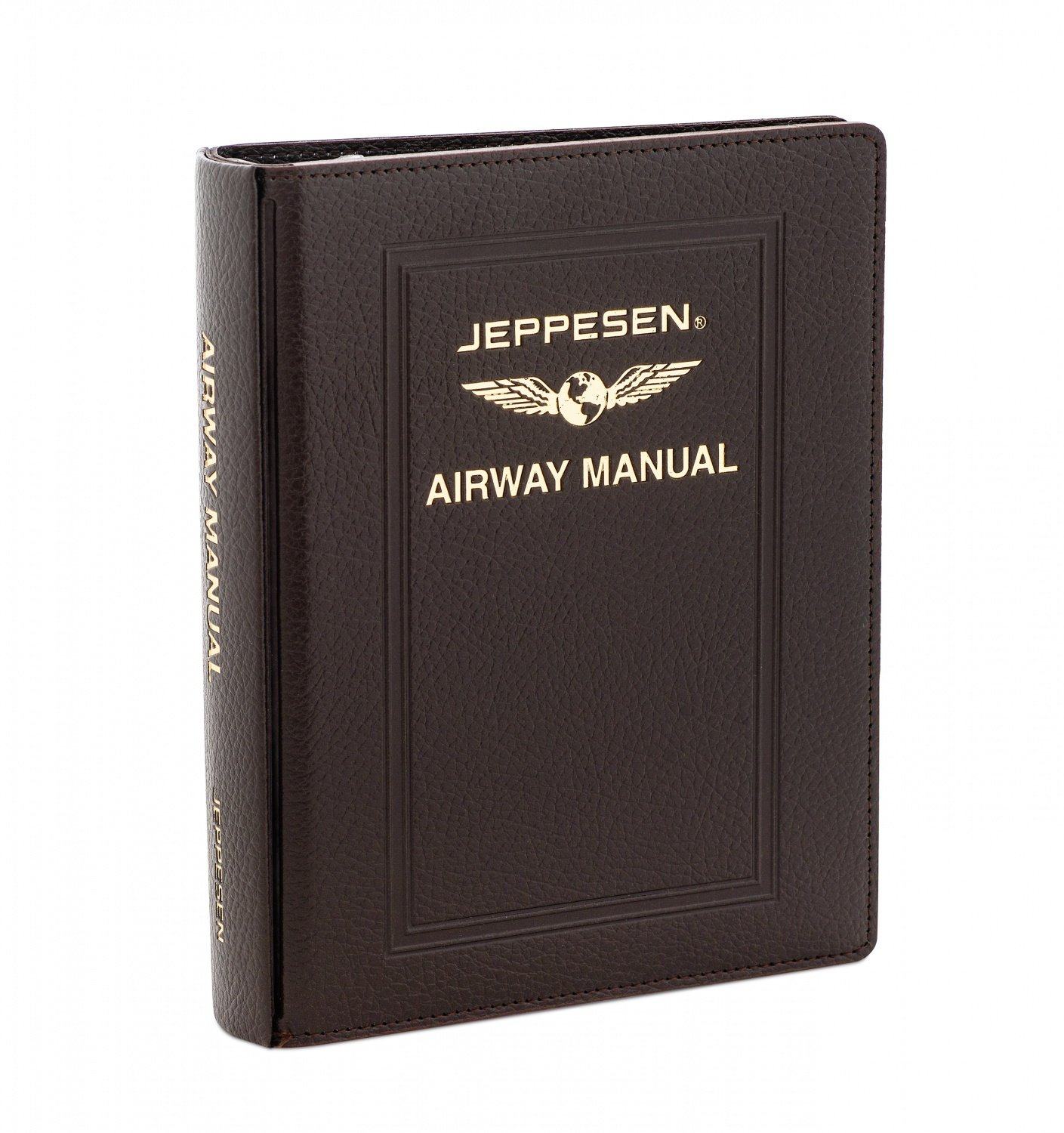"Amazon.com: Jeppesen Airway Manual Superior Plastic Binder - 1"" Rings -  10001087: Office Products"