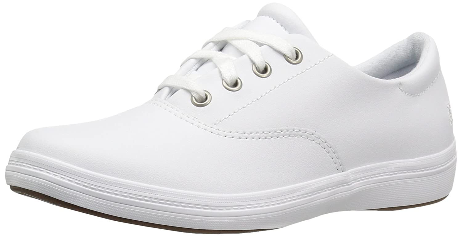 Grasshoppers Women's Janey Ii Fashion Sneaker B01K59BRC0 8.5 N US|White Leather