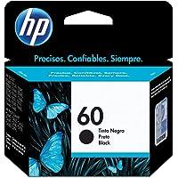 HP CC640WB, Cartucho de Tinta 60, Preto