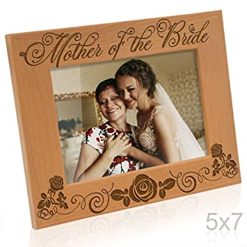 Amazoncom Kate Posh Mother Of The Bride Picture Frame 5x7