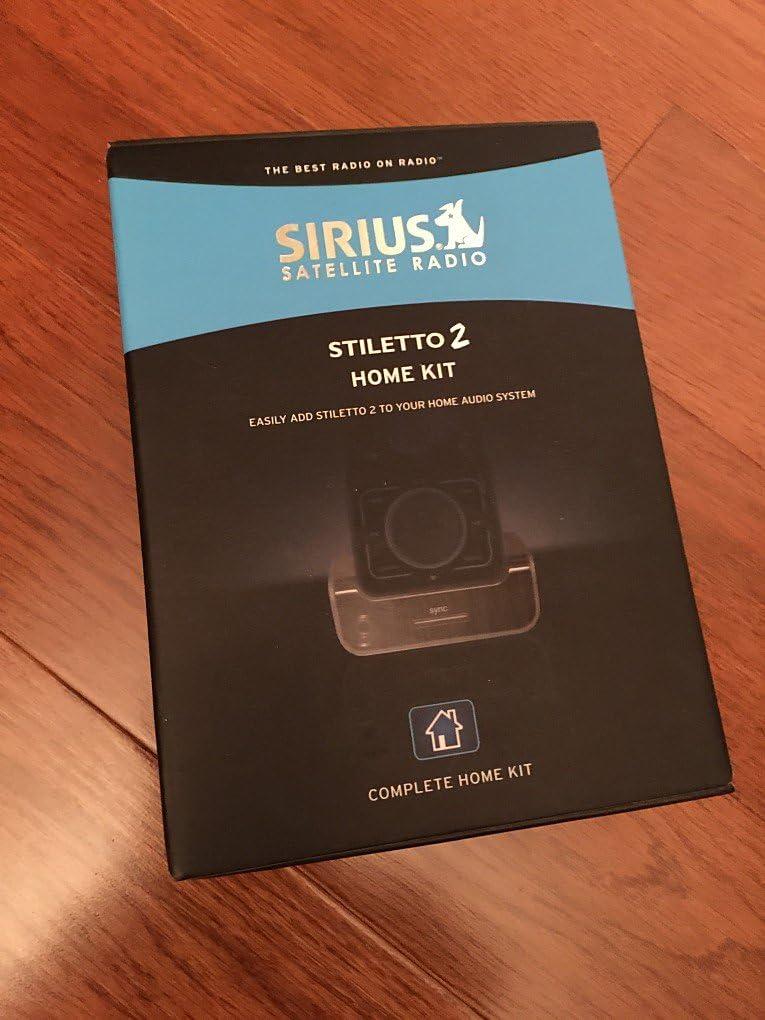Sirius SLH2 Home Install Kit for the Stiletto 2 Portable Radio