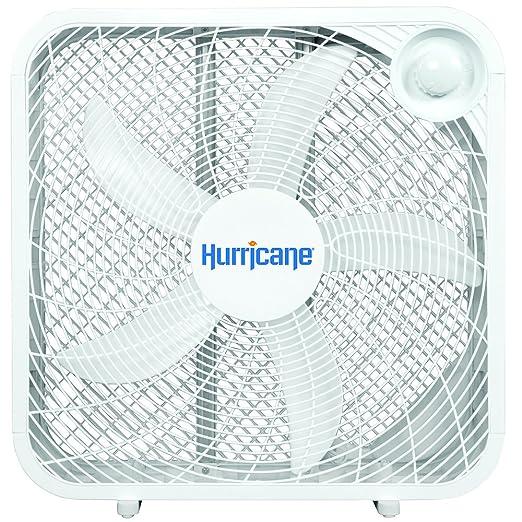 Hurricane Classic Box/Floor Fan 20 Inch - 736501: Amazon.es: Jardín