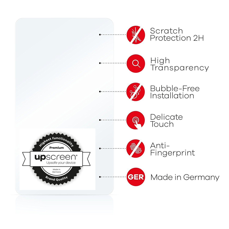 hochtransparent, hoher Kratzschutz upscreen Scratch Shield Clear Displayschutz Schutzfolie f/ür Bloks Display 20c