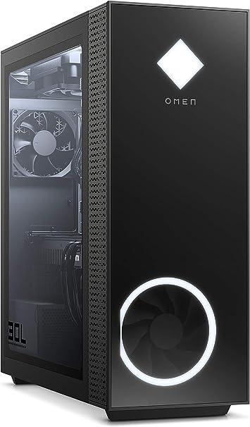 PC HP Omen GT13-0439nf Negro Core i7-10700 32GB DDR4 HyperX XMP RGB HDD 1TB 7200 RPM SSD 512GB RTX 2070 Super WIN10 1T0P3EA#ABF: Amazon.es: Electrónica