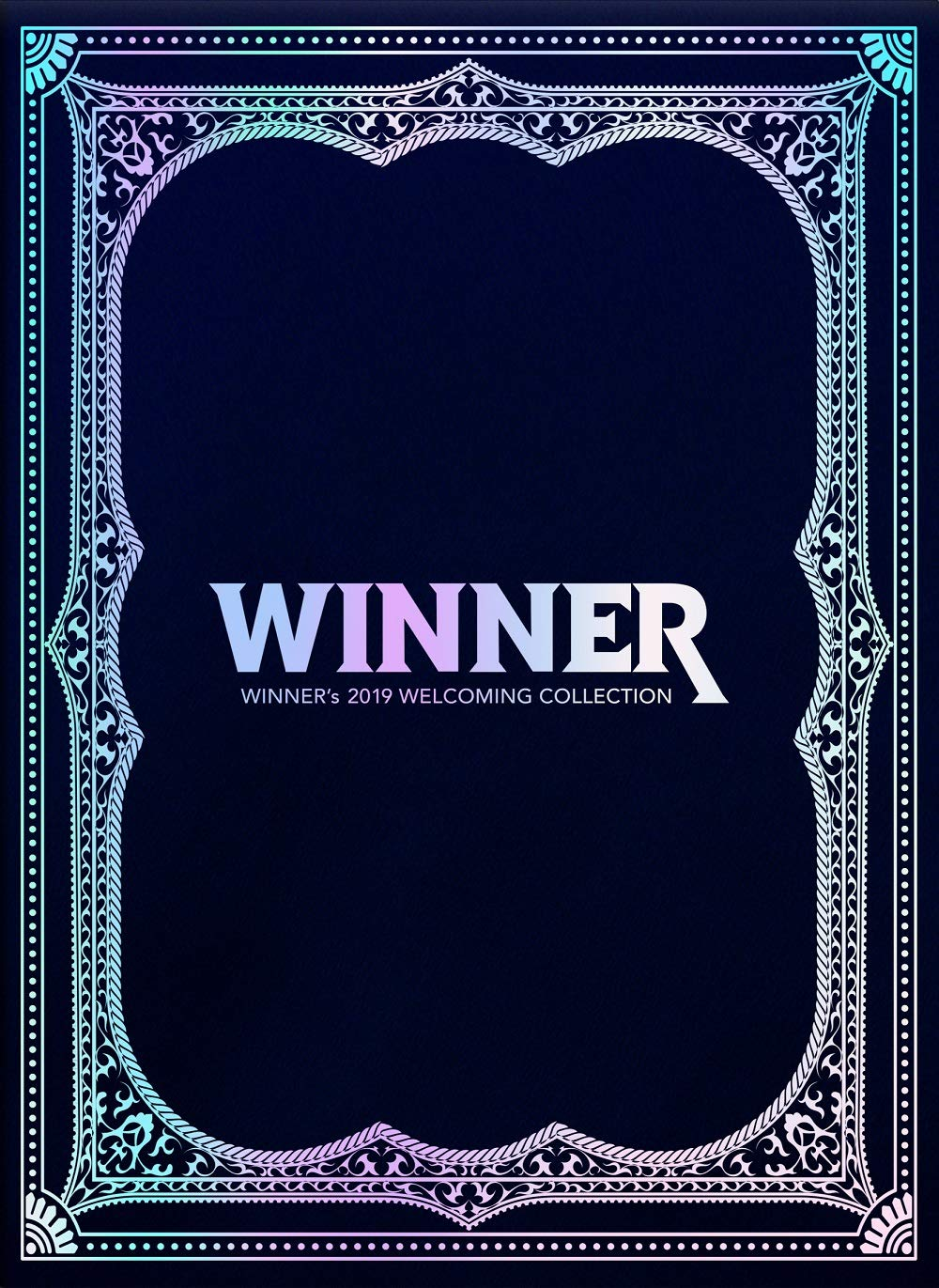 YG Winner - Winner'S 2019 Welcoming Collection DVD+Photobook+Calendars+2Photocards Set+Postcard+Polaroids+On Pack Poster+3Double Side Extra Photocards