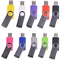 Wholesale/Lot/Bulk - (100 Pack) USB 2.0 Flash Drive Memory Stick Fold Pen Thumb U Disk for PC (1 GB)