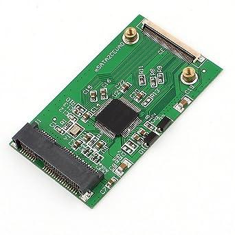 50mm mSATA mini PCI-E SATA SSD de 1,8