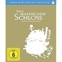 Das wandelnde Schloss - Studio Ghibli Blu-Ray Collection