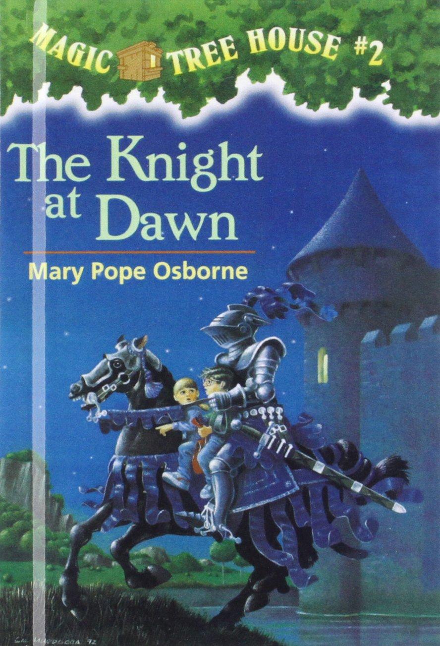 Download The Knight at Dawn (Magic Tree House) pdf epub