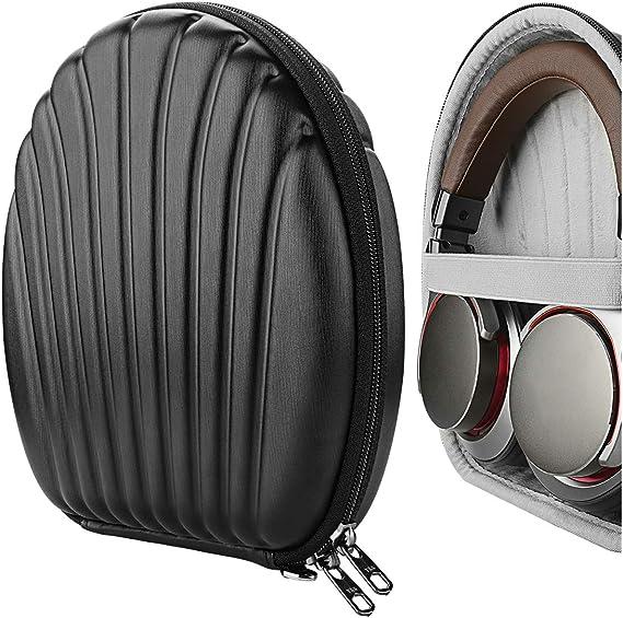Geekria Tasche Kopfhörer Für Audio Technica Ath Msr7 Elektronik