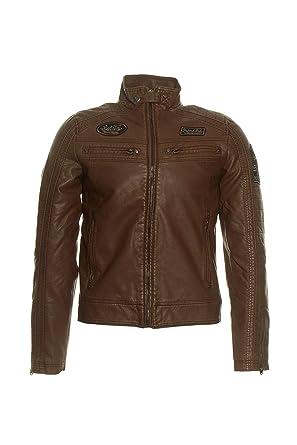 Petrol Industries Lederjacke | Fashion (latest) | Leather