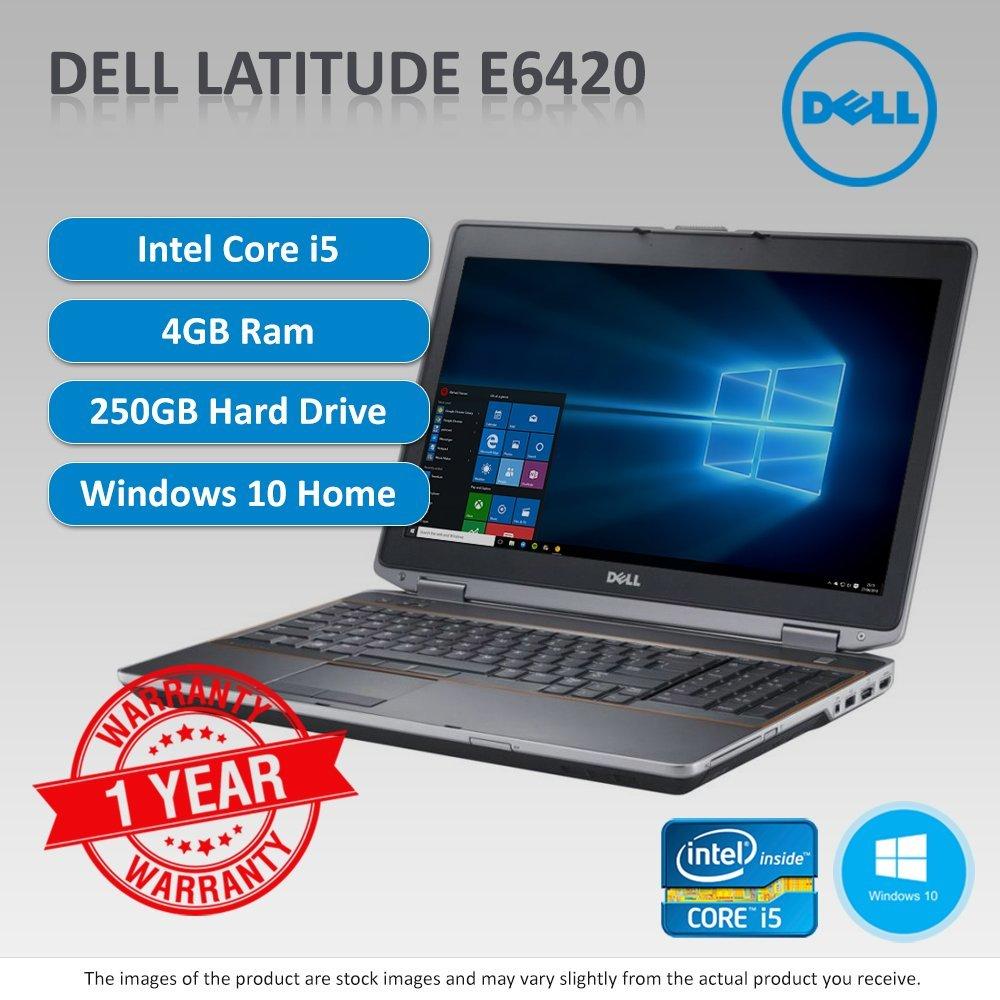 【中古】 DELL Latitude E6420 Corei5-2.5GHz/4GB/250GB/DVD/14W/Win7   B017AXXQBO