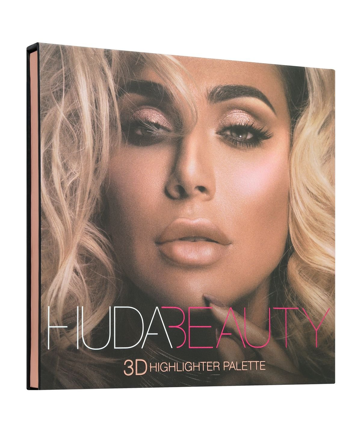 Huda Beauty | Pink Sands - 3D Highlighter Palette Seph-1954114